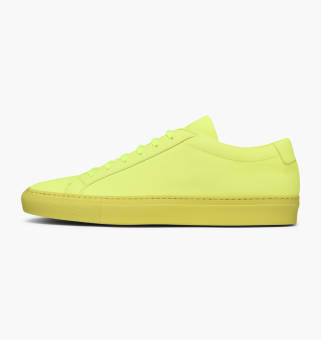 Common Projects Original Achilles Low Fluo (2208-8000) gelb