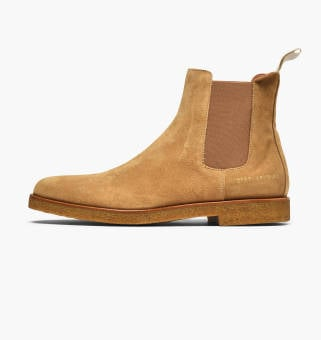 Common Projects Chelsea Boot Suede (2167-3544) braun