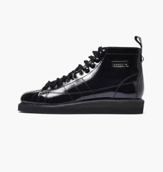adidas Originals Superstar Boot (CG6458) schwarz