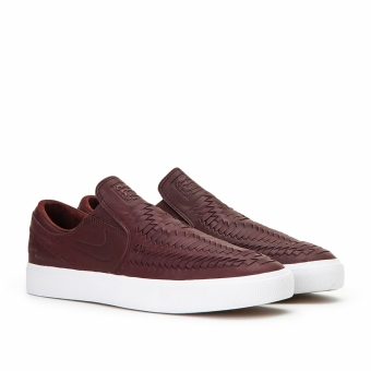 Nike Zoom Janoski Slip RM Crafted (AT4883-201) rot