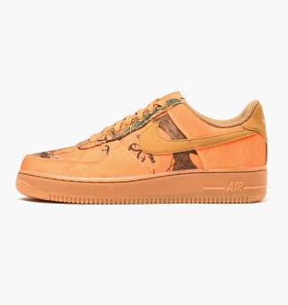 Nike Air Force 1 07 LV8 3 (AO2441-800) orange
