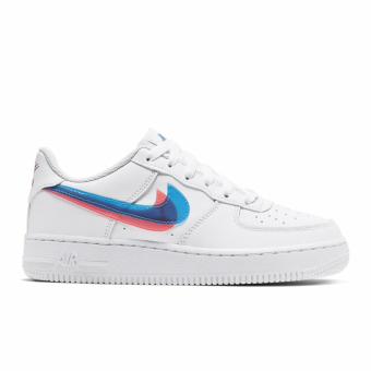 Nike Air Force 1 LV8 GS (BV2551-100) weiss