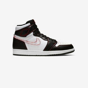 NIKE JORDAN Air 1 High OG Defiant (CD6579-071) schwarz