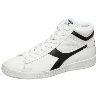 Diadora Game L Sneaker High Waxed (501159657-C0351) weiss