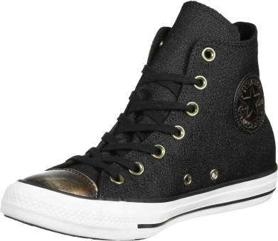 Converse All Star Hi W (553305C) schwarz