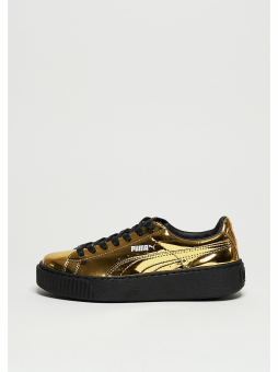 Puma Basket Creepers Metallic (362339-04) gelb