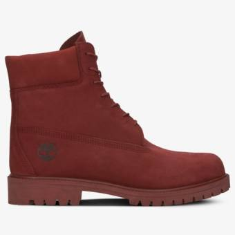 Timberland 6 RUBBER CUP BOOT (TB0A2BXHV151) rot