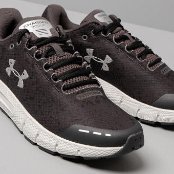 Under Armour Charged Rogue Storm (3021948-001) schwarz