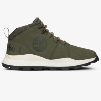 Timberland BROOKLYN CITY MID (TB0A26KUA581) grün