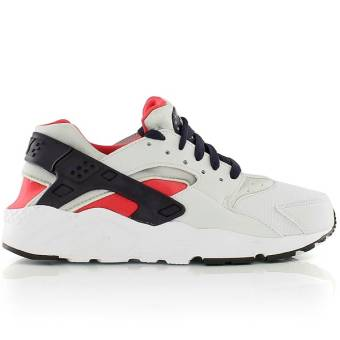 Nike huarache run (gs) (654280-009) grau
