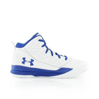Under Armour jet mid (1274067-102) weiss