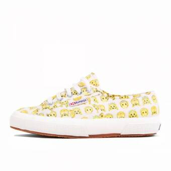 Superga 2750 Tres Click W Monkeys Emoticon (S00A2R0 903) mehrfarbig