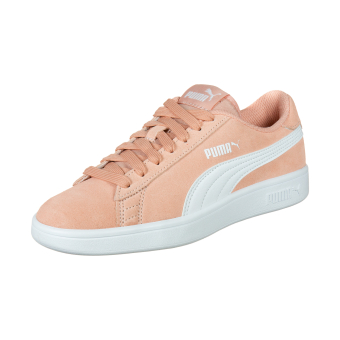 PUMA Smash V2 Trainingsschuhe Kinder (365176-19) rot