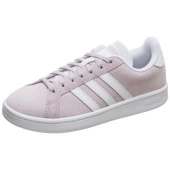 adidas Originals Grand Court Schuh Sneaker Damen (EE7476) lila
