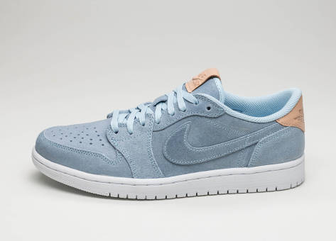 Nike Air Jordan 1 Retro Low OG Premium (905136-402) blau