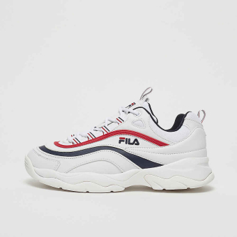 FILA Heritage Ray Low WMN in weiss 1010562.150 WHITEFILA
