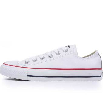 Converse Chuck Taylor All Star Ox Leather (132173C) weiss