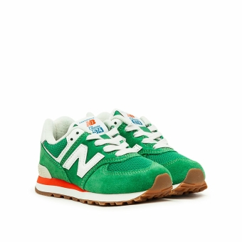 New Balance Kids PC574 HE2 (PC574HE2) grün