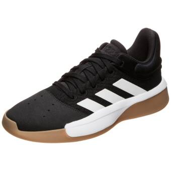adidas Originals Pro Adversary Low 2019 Basketballschuh Herren (CG7097) schwarz