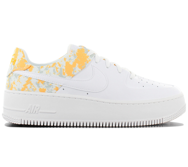 Nike Air Force 1 Sage Low (CI2673-100) weiss