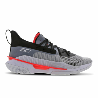 Under Armour Curry 7 (3021258-100) weiss