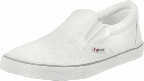 Superga 2311 COTU SLIP ON (S009N90-901) weiss