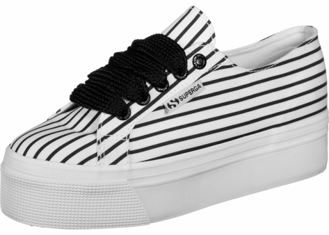 Superga 2790 Cotstripew Low (S00FKS0-G76) weiss