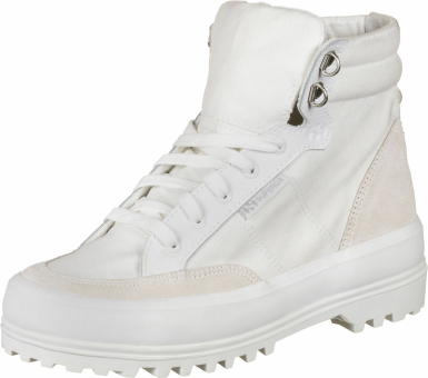Superga 2441 Suecotu Alpina Commando W (S00GRU0 901) weiss