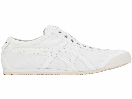 Asics Mexico 66 Slip on (TH528N 0101) weiss