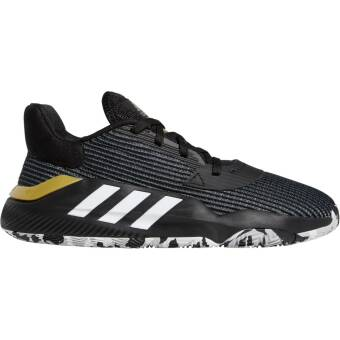 adidas Originals Pro Bounce 2019 Low Herren (EF0469) schwarz
