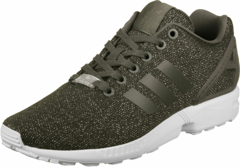 adidas Originals ZX Flux (BY9210) grün