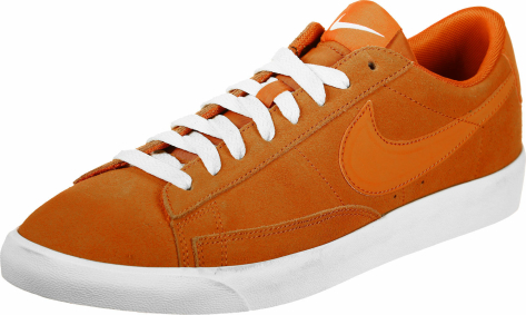 Nike Blazer Low Suede (AJ9516-800) orange