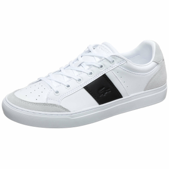 Lacoste Courtline 319 1 US CMA (7-38CMA0074-147) weiss