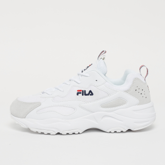 FILA Ray Tracer in weiss 1010685.91X WHITEWHITE | everysize