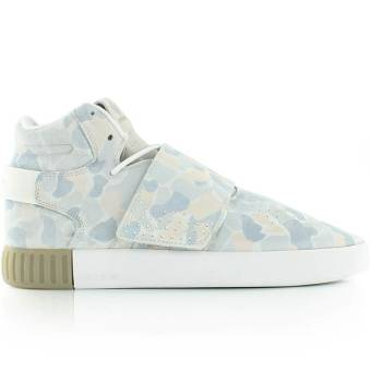 adidas Originals Tubular Invader Strap (BB8394) weiss