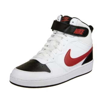 Nike Court Borough Mid 2 (CD7782-110) weiss