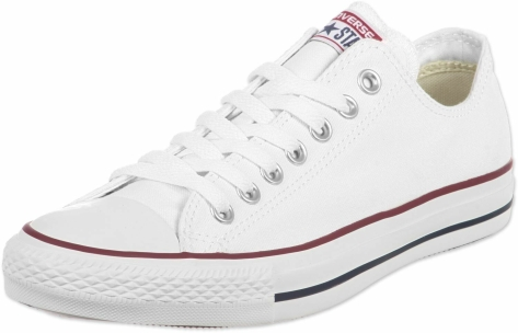 Converse Chuck Taylor All Star Low Optical (M7652C-102) weiss
