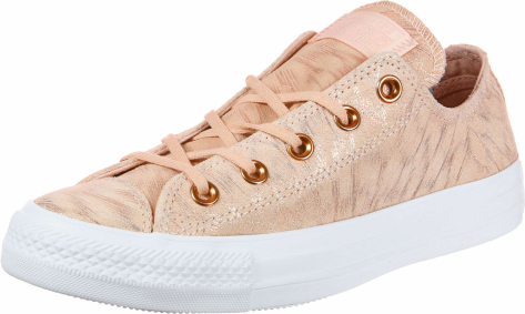Converse Chuck Taylor All Star Shimmer Ox Suede dusk (557999C) pink