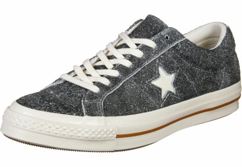 Converse One Star Ox (164219C 001) grau