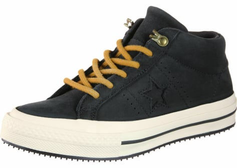 Converse One Star Counter Climate (162551C 001) schwarz