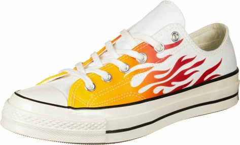 Converse Chuck 70 Archive Prints Ox Remixed (165029C-102) weiss