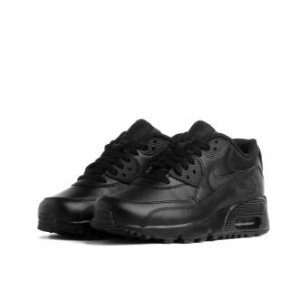 Nike Air Max 90 Leather GS (833412-001) schwarz