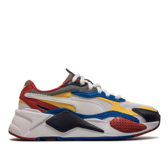 PUMA RS X Puzzle (371570 0004) weiss