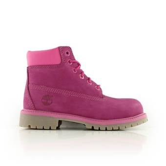 Timberland junior 6 premium waterproof boot (CA118O) pink