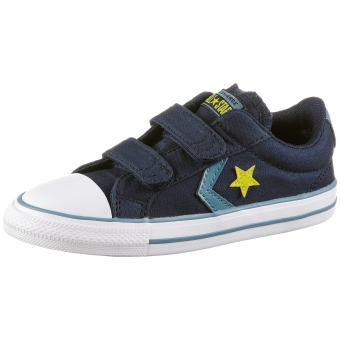 Converse Star Player (763528C) blau