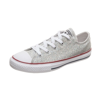 Converse Chuck Taylor All Star Ox Sparkle (663627C) grau