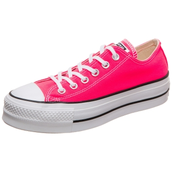 Converse Chuck Taylor All Star Clean Sneaker Lift OX (565501C) pink