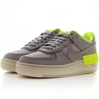 Nike w Air Force 1 Shadow SE atmosphere grey (CQ3317-002) grau