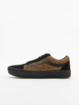 Vans UA ComfyCush Old Skool Tiny Cheetah (VN0A3WMAVWS1) schwarz