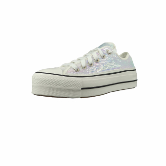 Converse Chuck Taylor All Star Lift Minisequins Ox in bunt